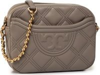 Kabelka Tory Burch Fleming Soft Camera Bag 62091 Šedá