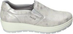 Enval Street boty 3268011 Stříbrná
