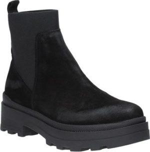 Janet Janet Kotníkové boty 44850 Černá