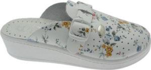 Medical Comfort Pantofle MEDI210fio Bílá