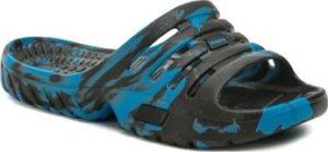 Magnus pantofle 68-0065-T1 modré pánské plážovky Modrá