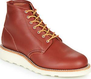 Red Wing Kotníkové boty 6 INCH ROUND Hnědá
