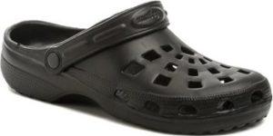 Cortina.be Pantofle Magnus 391-0007-S1 černé nazouváky Černá