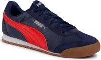 Sneakersy Puma Turino Nl 371114 02 Tmavomodrá