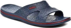 Magnus Pantofle 68-0058-S6 modré pánské plážovky Modrá