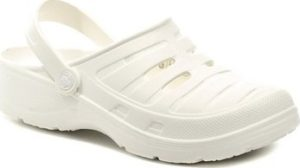 Coqui Pantofle 6305 Kenso bílé pánské nazouváky Bílá