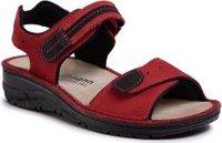Sandály Berkemann Leni 03102 Červená