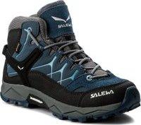 Trekingová obuv Salewa Alp Trainer Mid Gtx GORE-TEX 64006-0365 Tmavomodrá