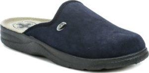Medi Line Papuče 617 modré pánské zdravotní pantofle Modrá