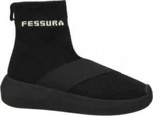 Fessura Tenisky HI-TWINS FUR Černá