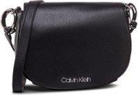 Kabelka Calvin Klein Ck Chain Saddle Bag K60K606686 Černá