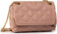Kabelka Tory Burch Fleming Soft Convertible Shoulder Bag 56716 Růžová