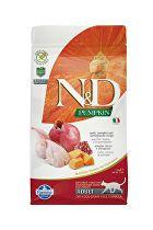 N&D GF Pumpkin CAT Quail & Pomegranate 300g