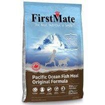 First Mate Dog Pacific Ocean Fish Original 2