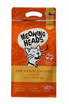 MEOWING HEADS Paw Lickin' Chicken 1