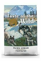 Taste of the Wild Pacific Stream Puppy 12