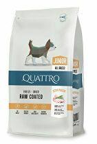 QUATTRO Dog Dry Premium All Breed Junior Drůbež 1
