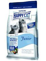 Happy Cat Supr. Junior Fit&Well 4kg kotě