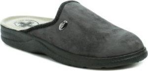 Medi Line Papuče 617 šedé pánské zdravotní pantofle