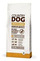 Country Dog Light Senior 15kg + Množstevní sleva