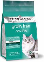 Arden Grange Cat Sensitiv Ocean Fish&Potato 400g